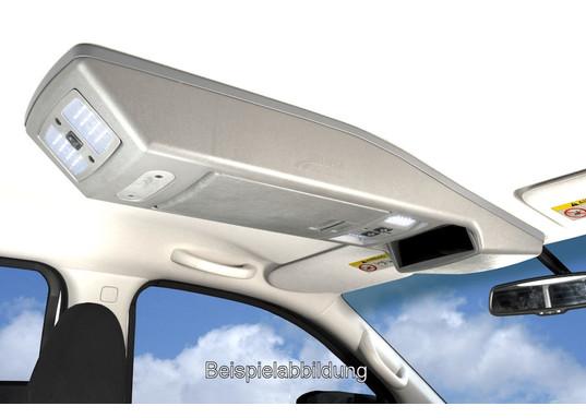 dachkonsole ford ranger mk2 ab 39 15 extracab grau ford. Black Bedroom Furniture Sets. Home Design Ideas